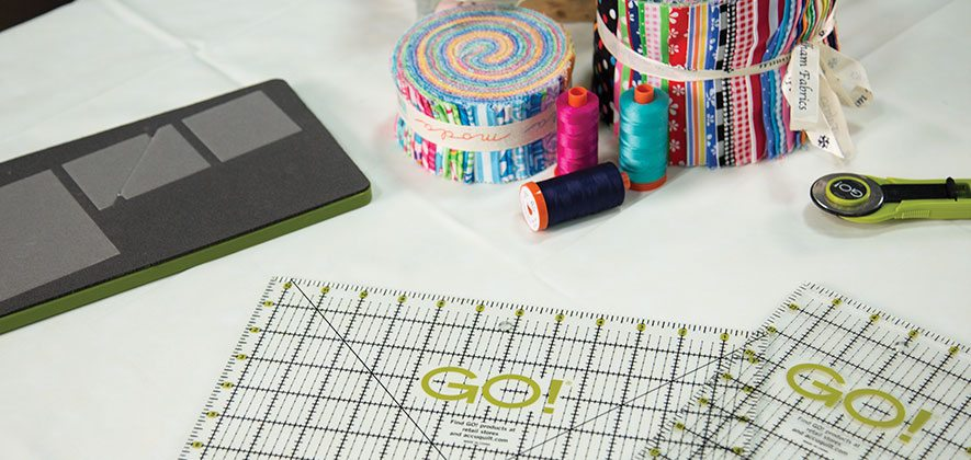 accuquilt accessories rulers thread