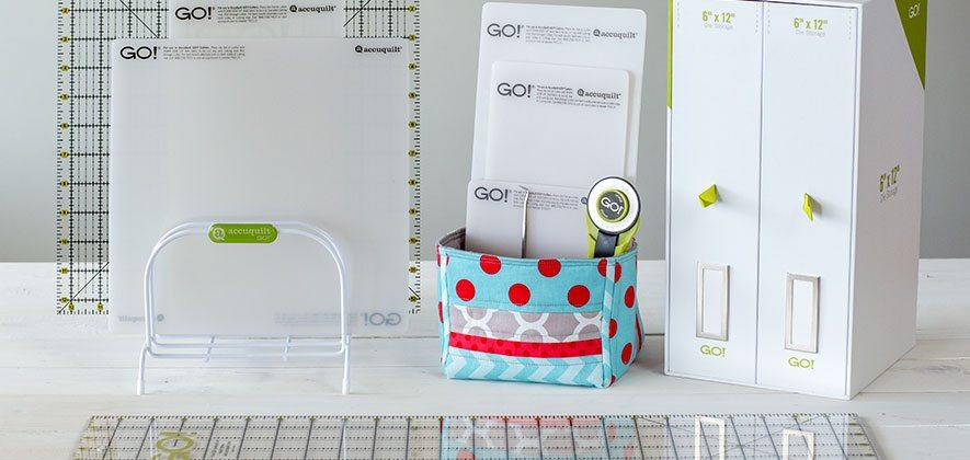 go accuquilt storage accessories
