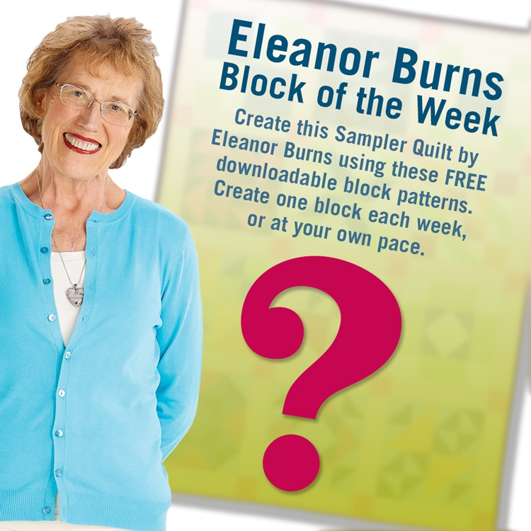 eleanor burns