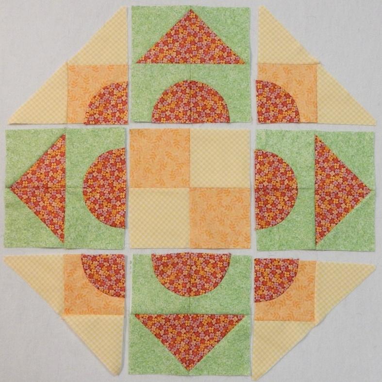 Corner Triangle Blocks