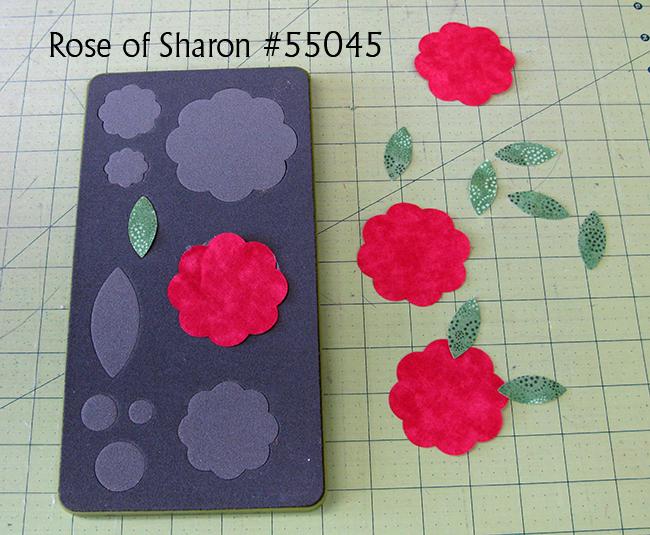 Rose of Sharon GO! die