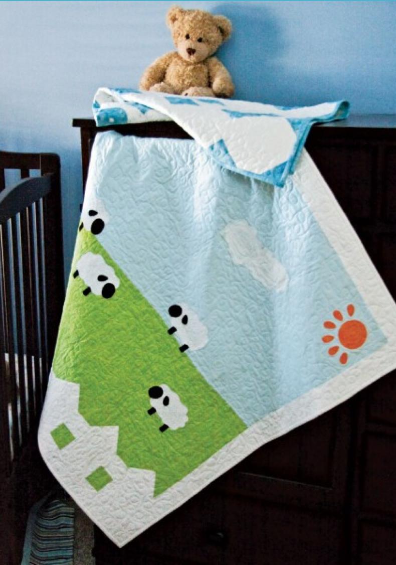 baa baa Baby Quilt Patterns