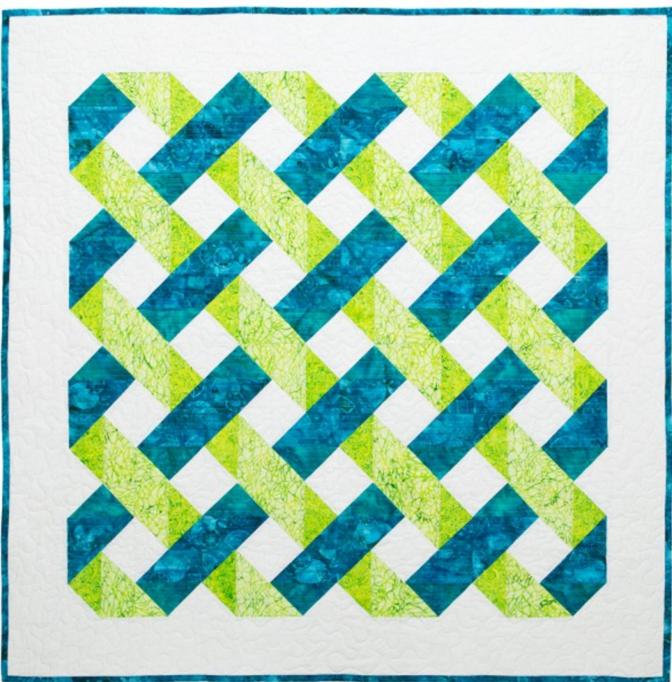 New, Free Quilt Patterns from AccuQuilt