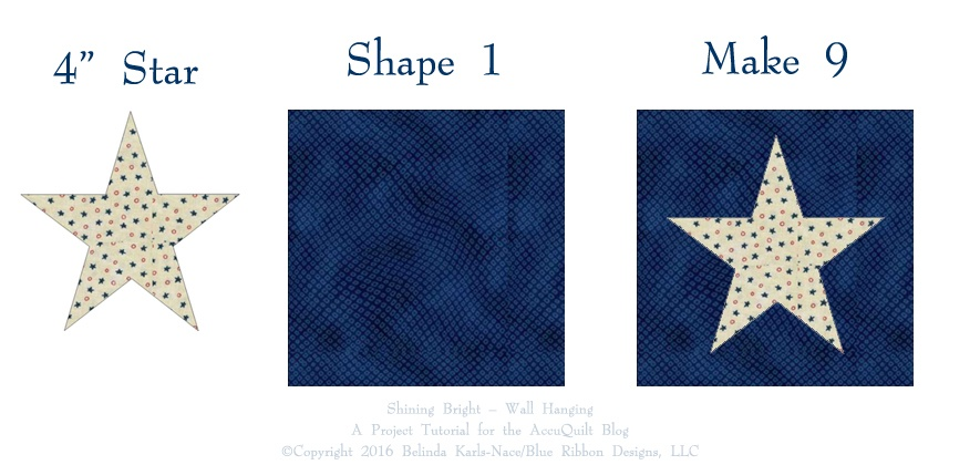 Shining Bright - ©Copyright 2016 Belinda Karls-Nace/Blue Ribbon Designs, LLC