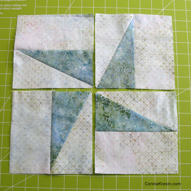 Twirling Windmills Fast and Easy Quilt