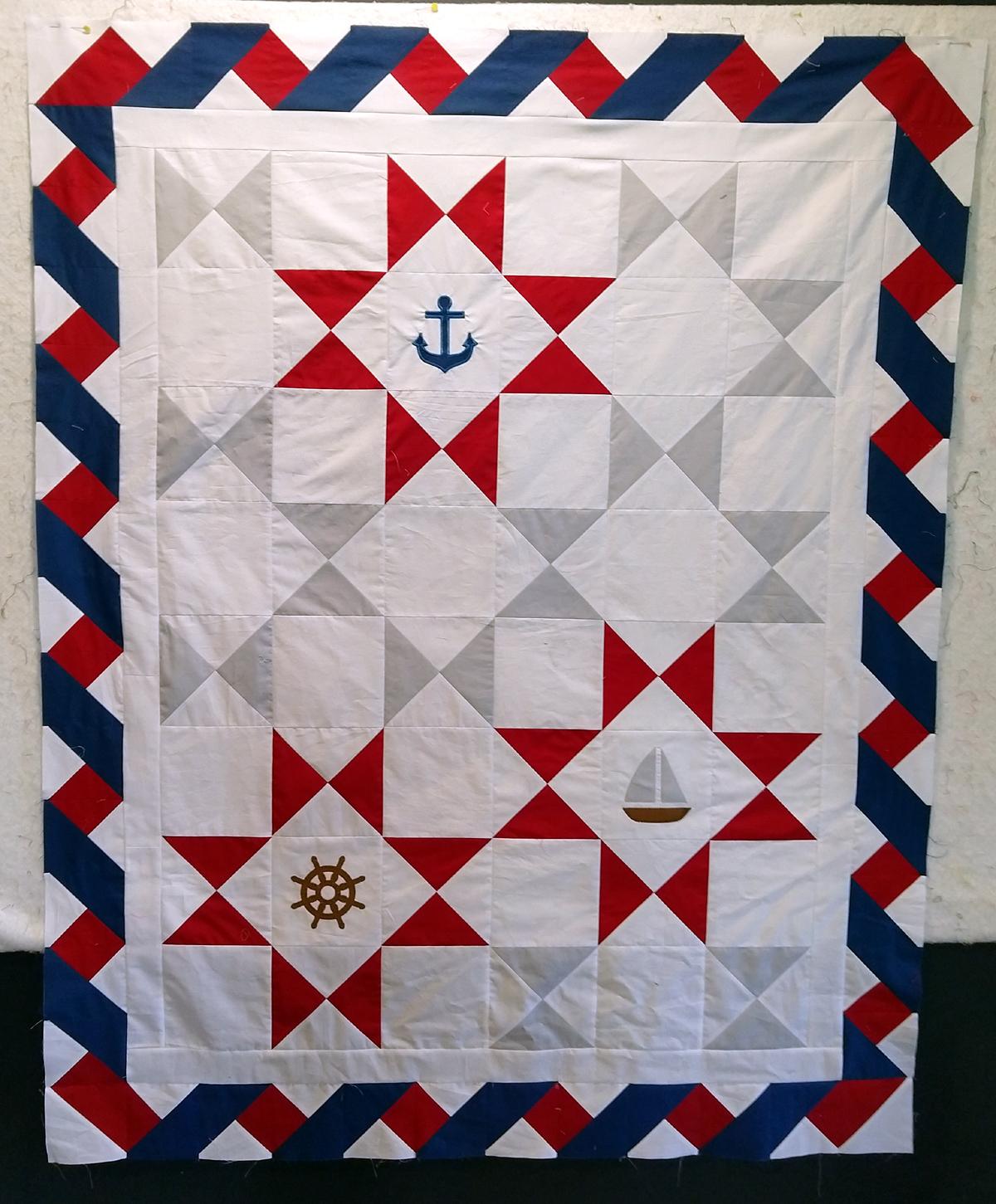 nautical quilt11